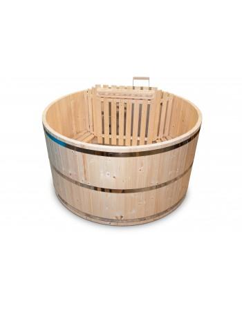Basismodell: Badebottich aus Holz