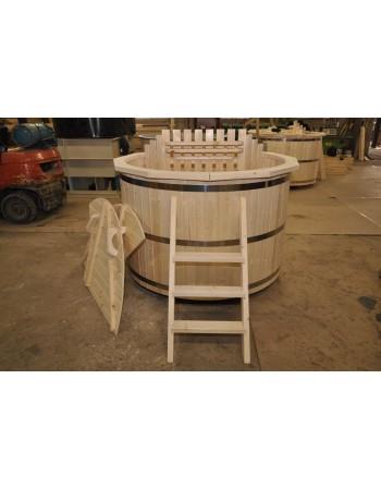 Badefass aus Tannenholz 160cm