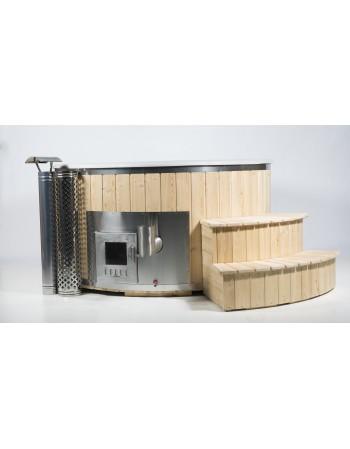 Badebottich - Komfortabler 180cm  für Jung und Alt