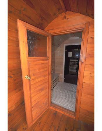 Vorraum In der Sauna