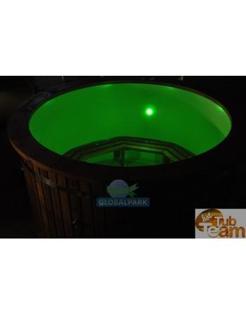 LED Beleuchtung im Wasser